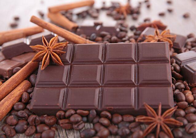 الشوكولاته مع البهارات