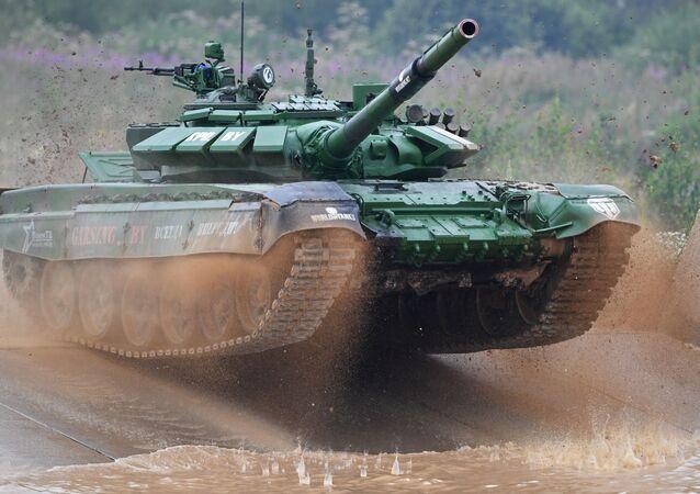 الألعاب العسكرية الدولية أرميا-2017 في الحقل العسكري ألابينو