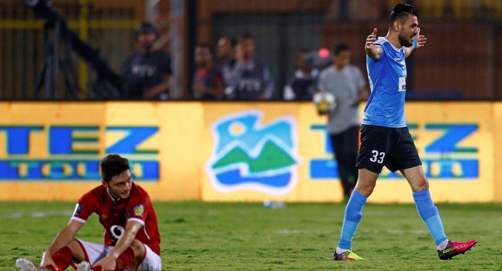 الفيصلي يقصي الأهلي من البطولة العربية