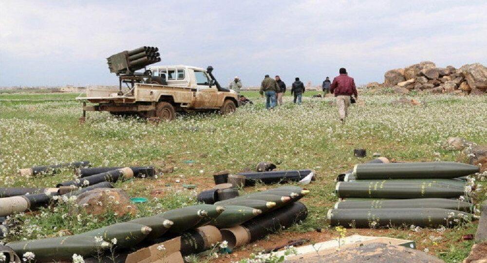 المسلحين في سوريا