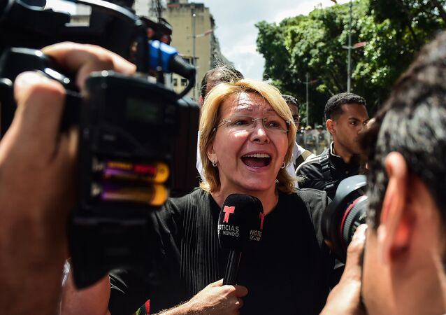 المدعي العام في فنزويلا، لويزا اورتيغا دياز