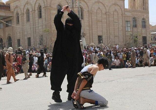 الداعشي أبو السياف