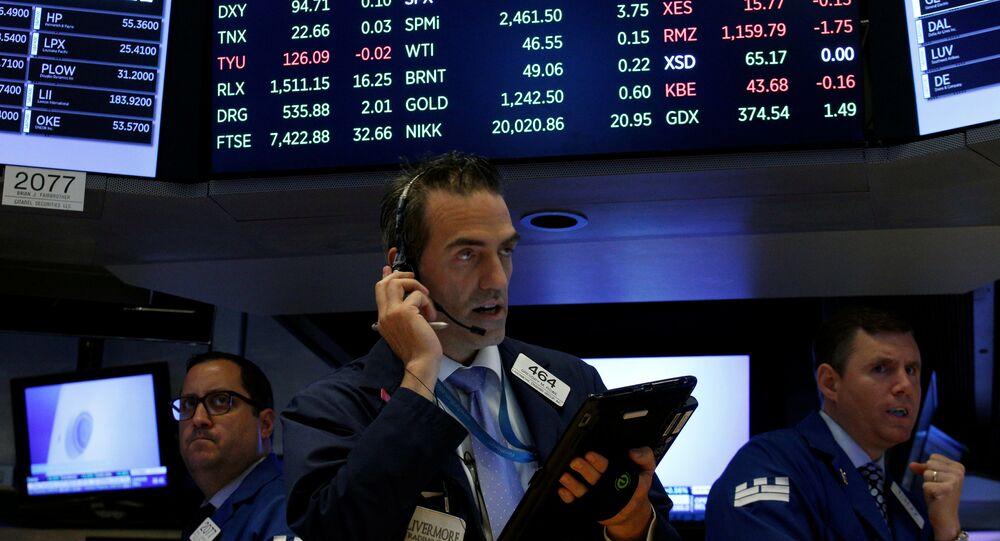 افتتاح السوق الامريكي اليوم