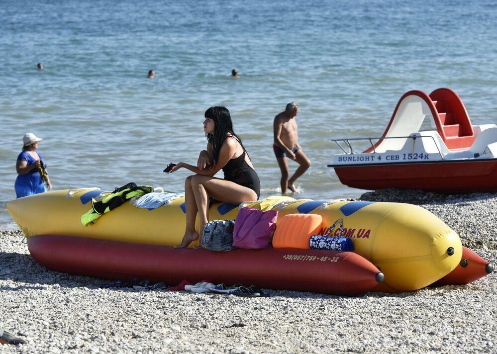 شاطئ كوكتيبيل بالقرم