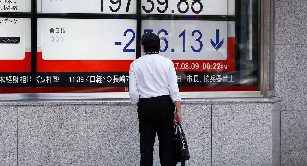 زيادة حدة التوتر بين الولايات المتحدة الأمريكية وكوريا الشمالية، طوكيو، اليابان