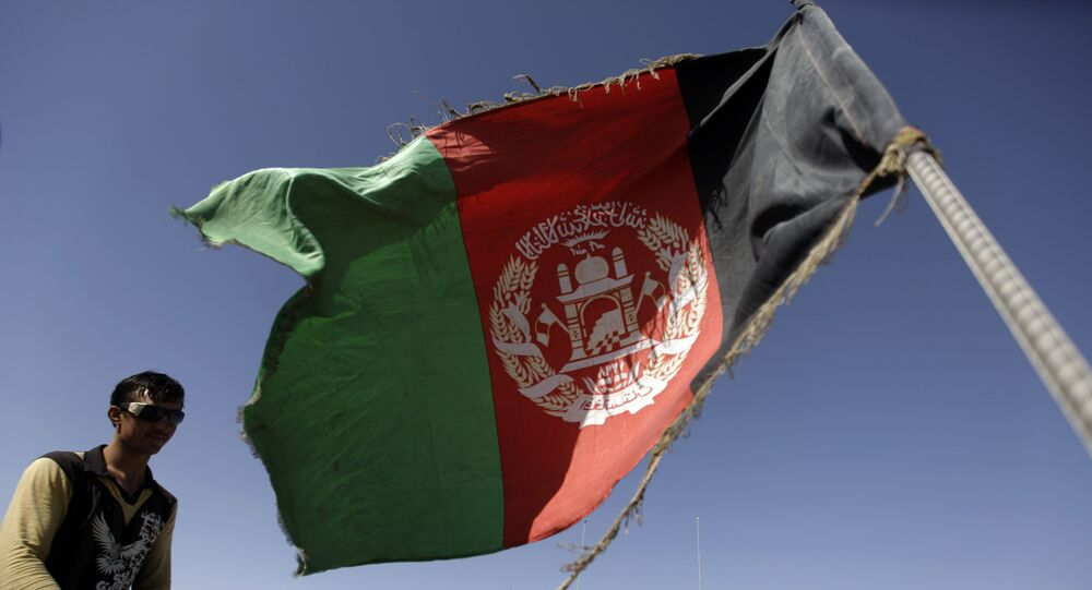 جندي من الجيش الوطني الأفغاني