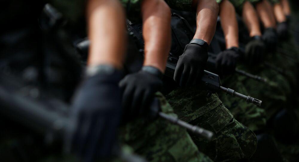 الجيش المكسيكي