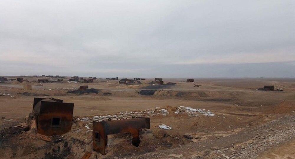 حراقات داعش الموصل