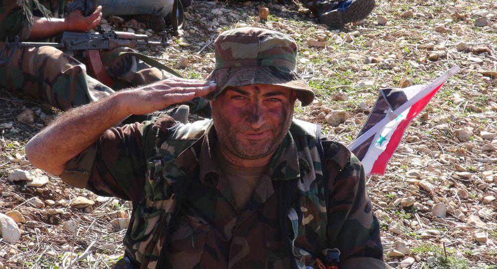 الجيش السوري يتقدم شرق العاصمة  ويفشل هجمات النصرة