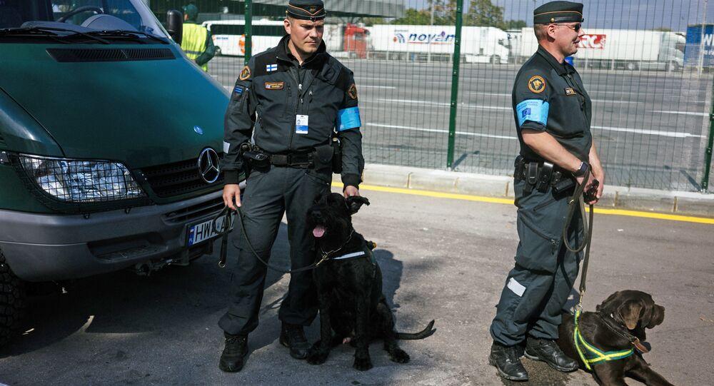 الشرطة الفنلندية