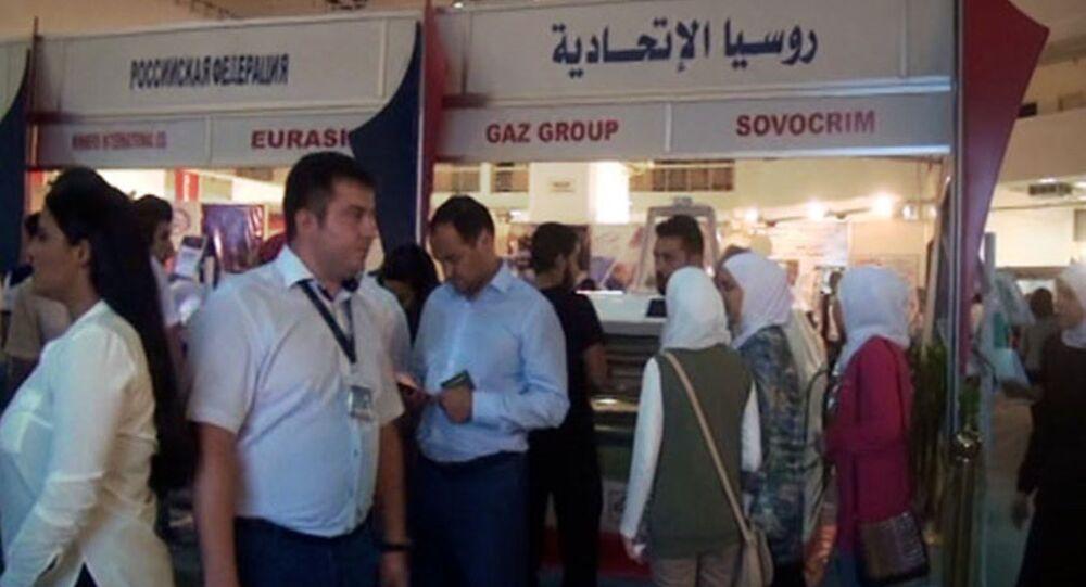 رجال أعمال روس في سوريا