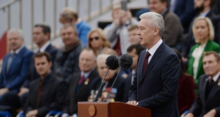 عمدة موسكو اليكسي سابيانين