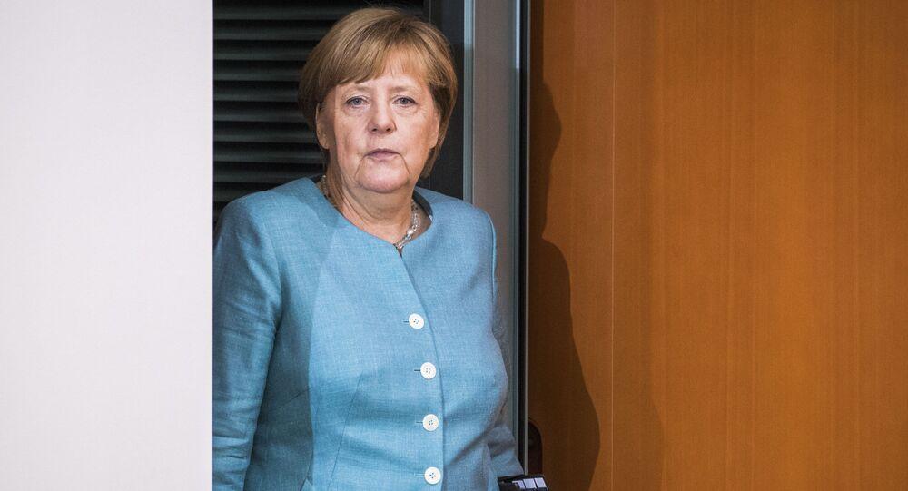 مستشارة ألمانيا أنجيلا ميركل