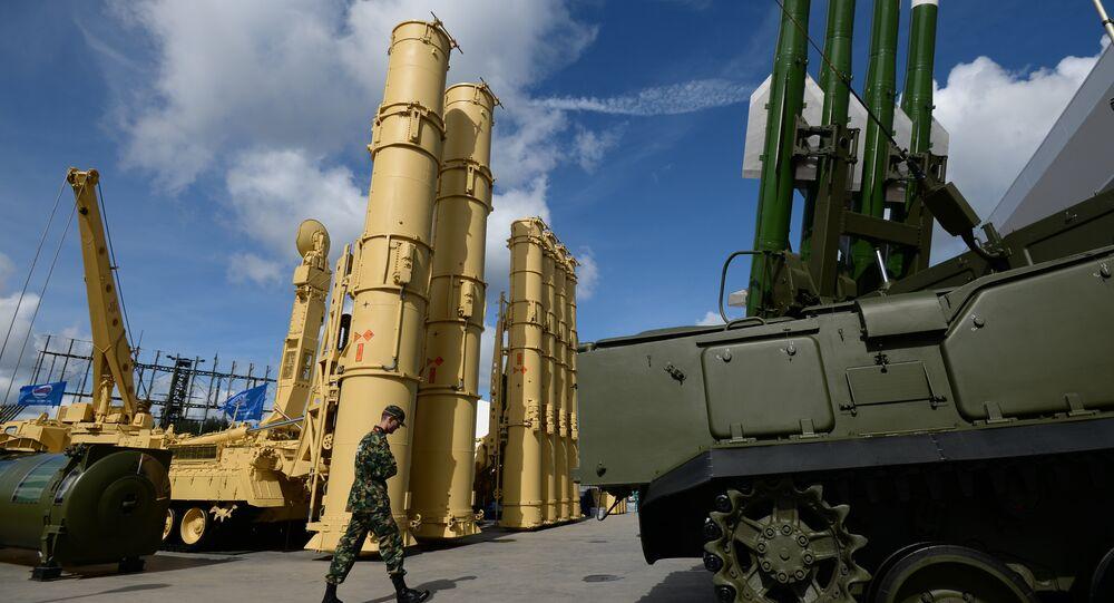 إس – 300 في إم: منظومة الدفاع الروسية