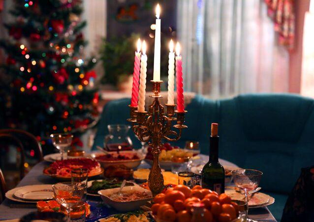 عشاء رأس السنة