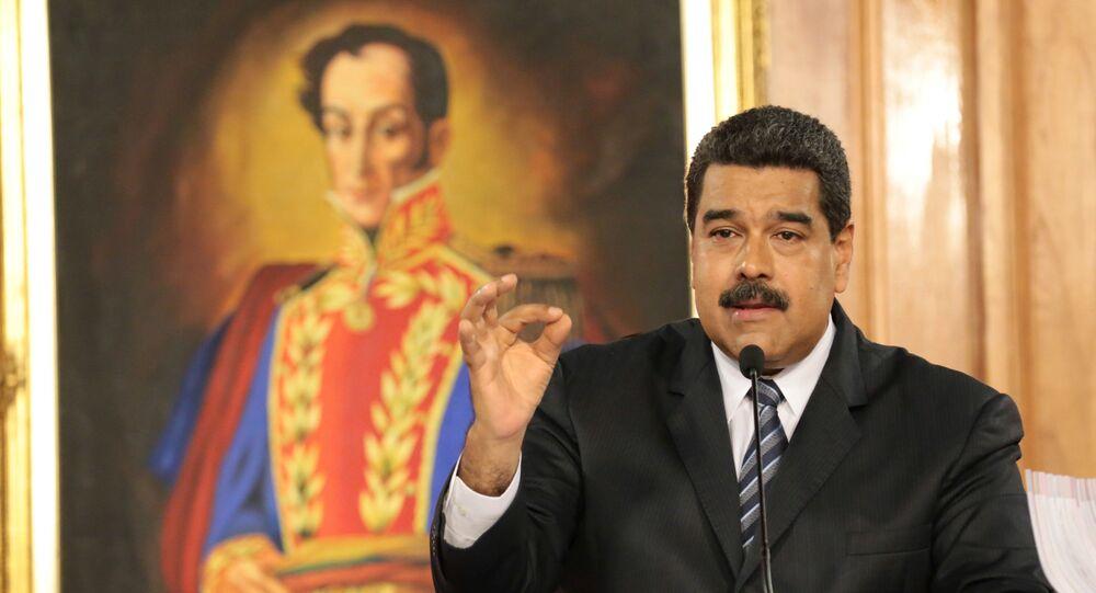 رئيس فنزويلا مادورو