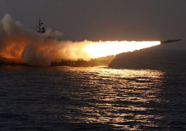 صاروخ مضاد للسفن الحربية