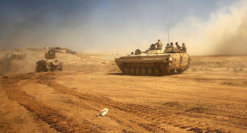 القوات العراقية (أرشيفية)