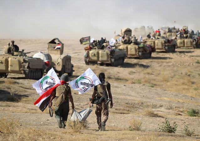 القوات العراقية تقتحم أول أحياء مركز تلعفر