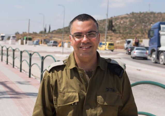 الناطق باسم الجيش الإسرائيلي، أفيخاي أدرعي