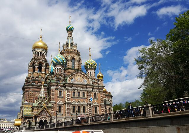 كنيسة في بطرسبرغ بين أفضل 10 مواقع ثقافية في العالم