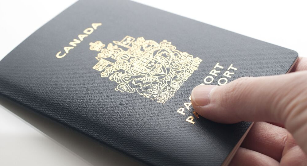 جواز سفر كندي