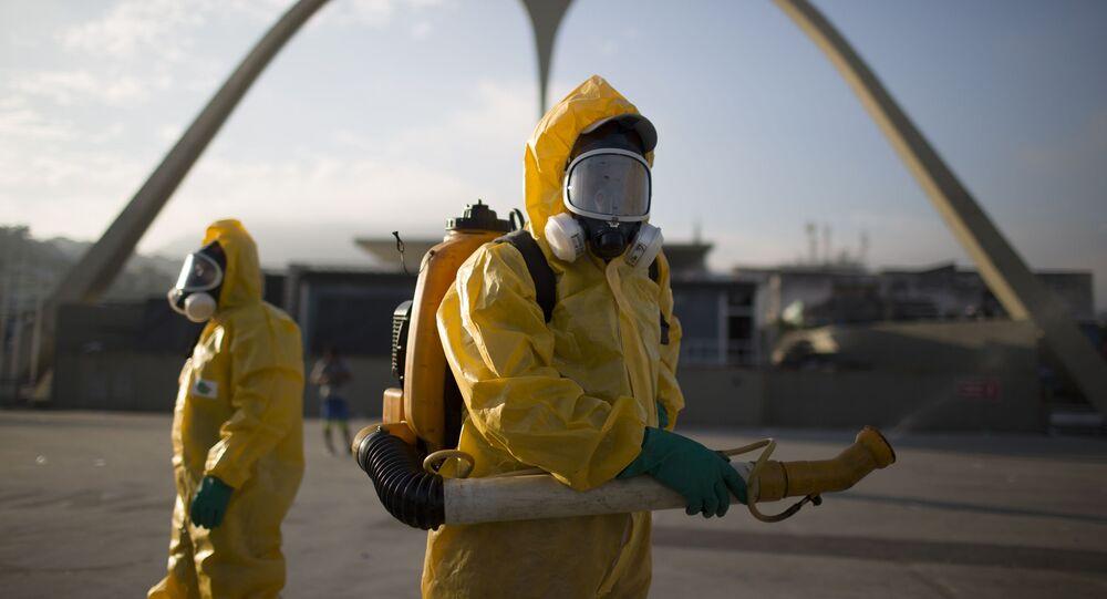 محاربة فيروس زيكا في البرازيل