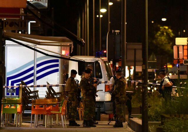 قوات الأمن البلجيكية