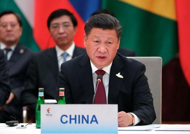 الصين تدعو قادة المكسيك وطاجيكستان ومصر الى قمة بريكس