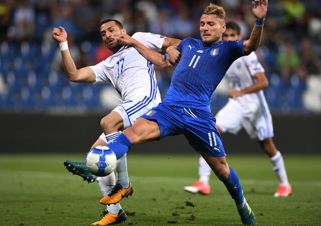 مباراة إيطاليا وإسرائيل