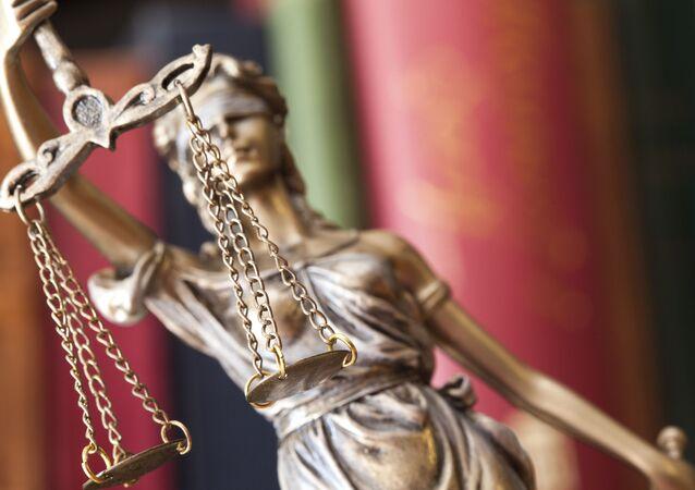 تمثال العدالة، ثيميس