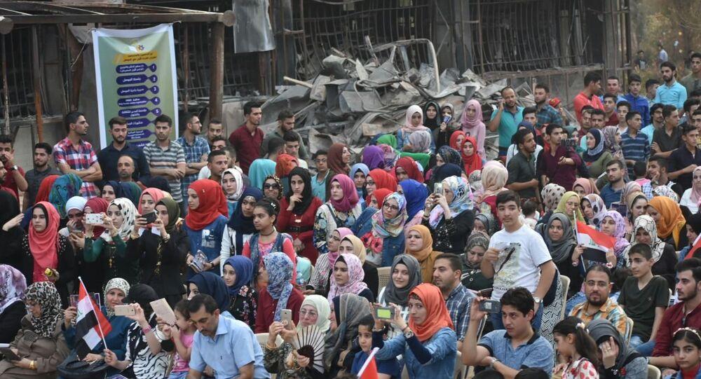 حدث تاريخي في الموصل بعد سقوط داعش