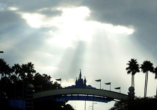 حديقة ديزني لاند في فلوريدا