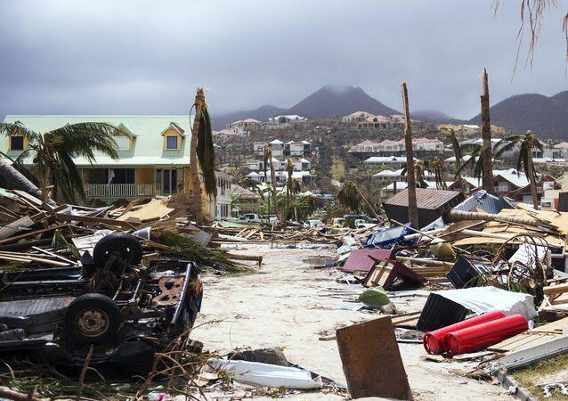 توابع إعصار إرما