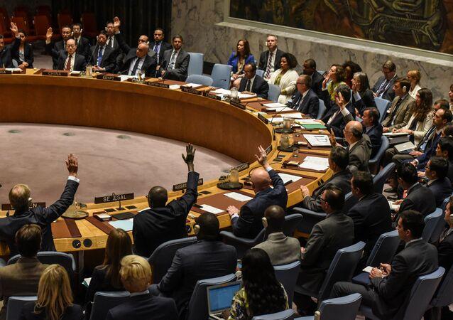 اجتماع مجلس الأمن للتصويت على عقوبات كوريا الشمالية
