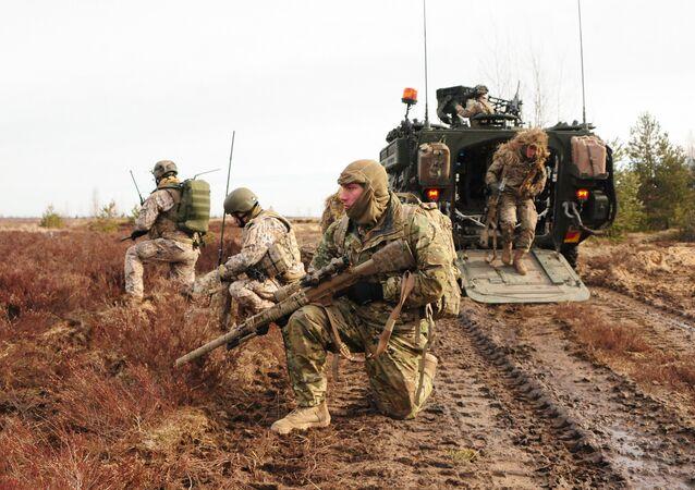 جنود الجيش الأمريكي