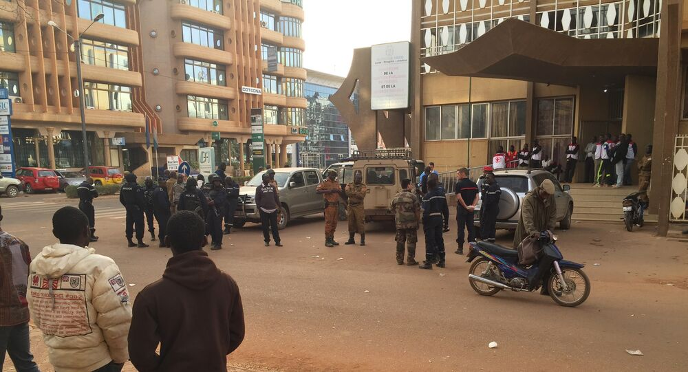 مقتل تلاثة أشخاص برصاص مسلحين في بوركينا فاسو