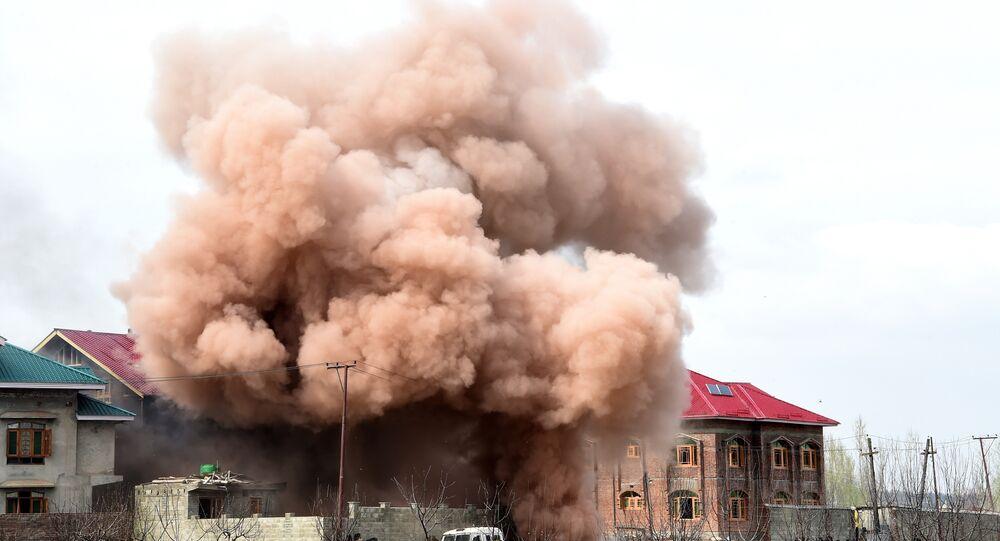 مقتل خمسة أشخاص جراء انفجار شمال غرب باكستان