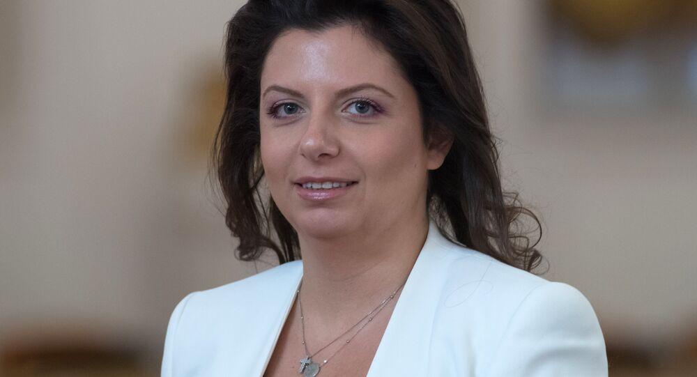 مارغريتا سيمونيان
