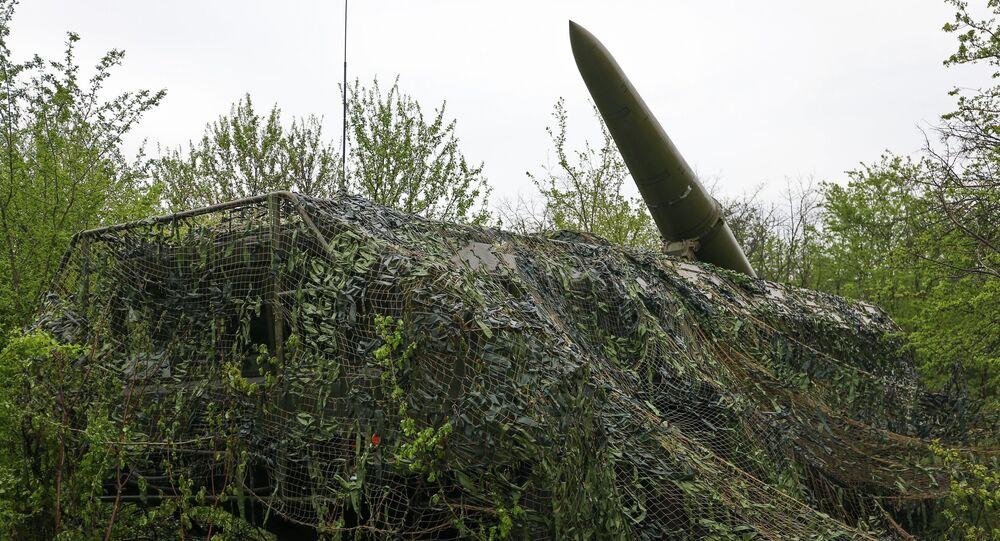 صاروخ إسكندر إم