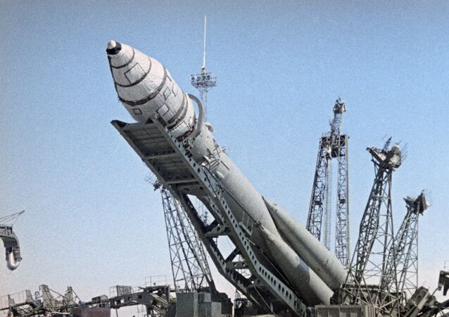صاروخ فوستوك 1