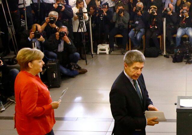 الانتخابات البرلمانية الألمانية