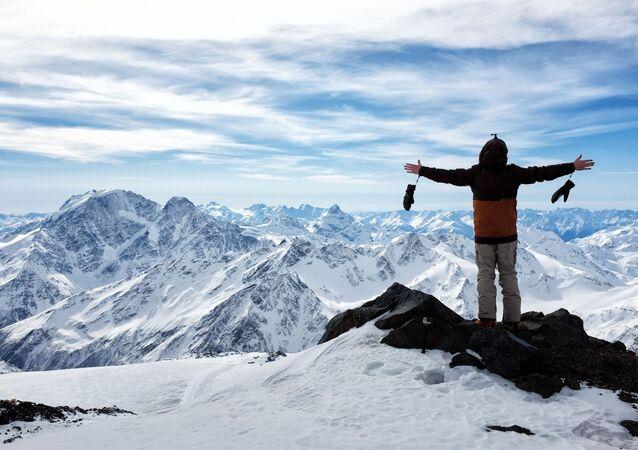 جبال إلبورس، كاباردينو بالقاريا، روسيا