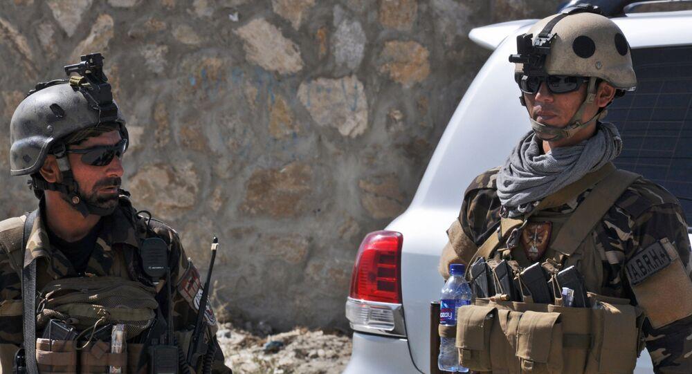 هجوم صاروخي على مطار كابول بالتزامن مع زيارة وزير الدفاع الأميركي، أفغانستان