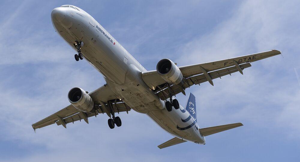 الخطوط الجوية الفرنسية