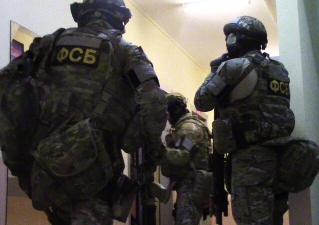 جهاز الأمن الفيدرالي الروسي