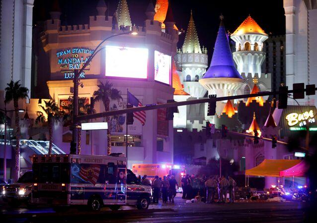 حادث إطلاق النار في لاس فيغاس