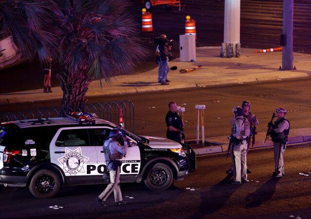 شرطة لاس فيغاس
