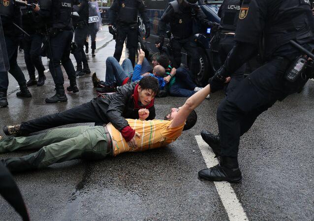 استفتاء كاتالونيا