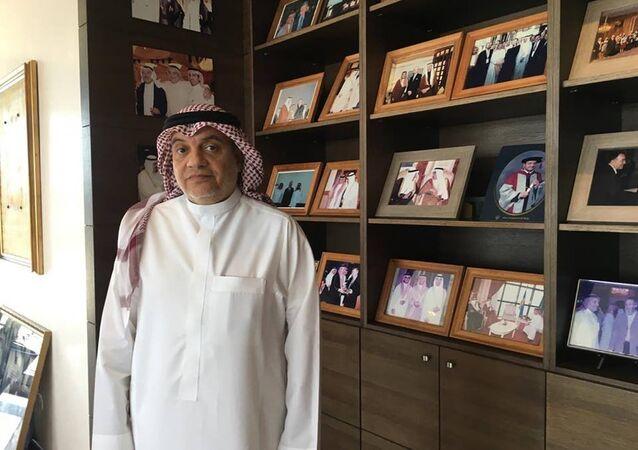 غسان بن أحمد السليمان